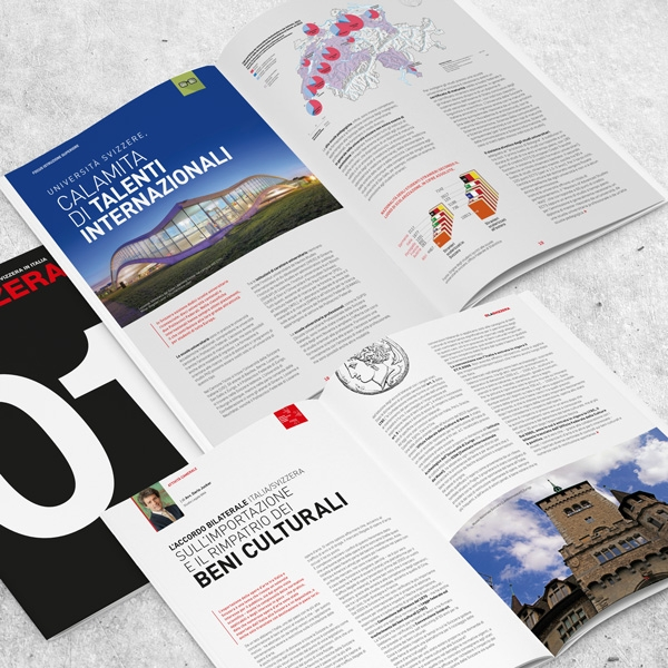 Magazine La Svizzera